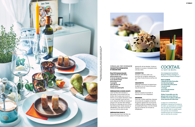 Arts et gastronomie automne 2