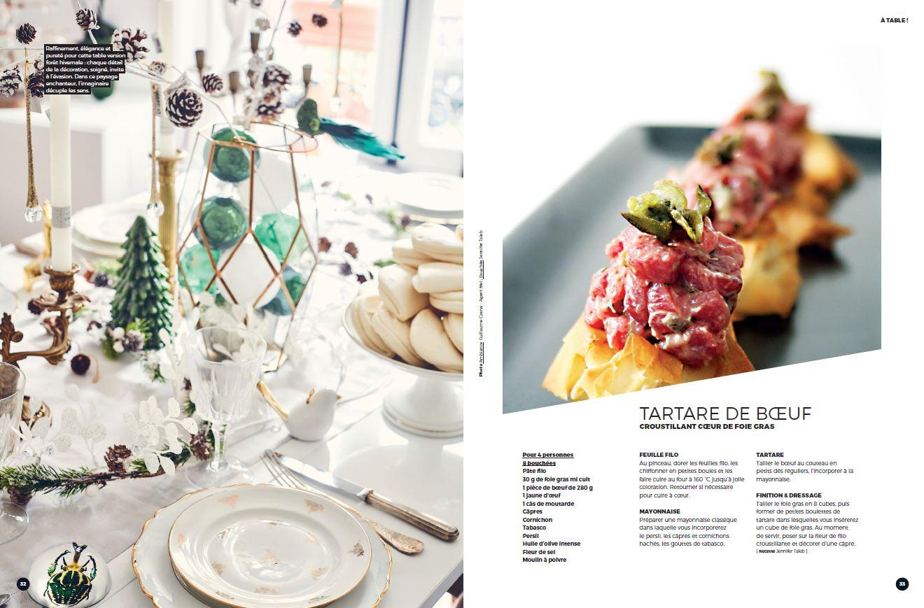 Arts et gastronomie N3