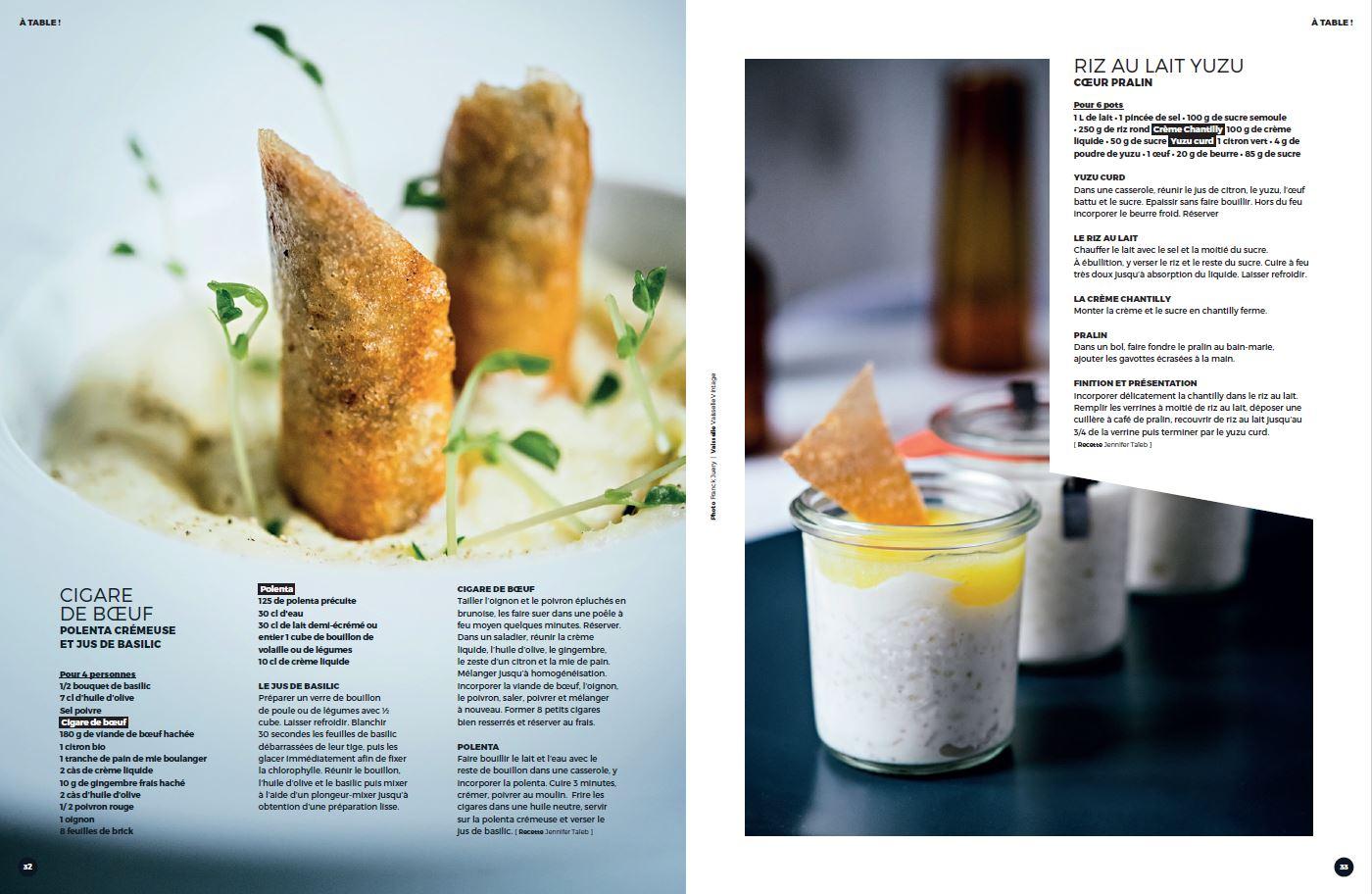 Arts et Gastronomie Printemps 2
