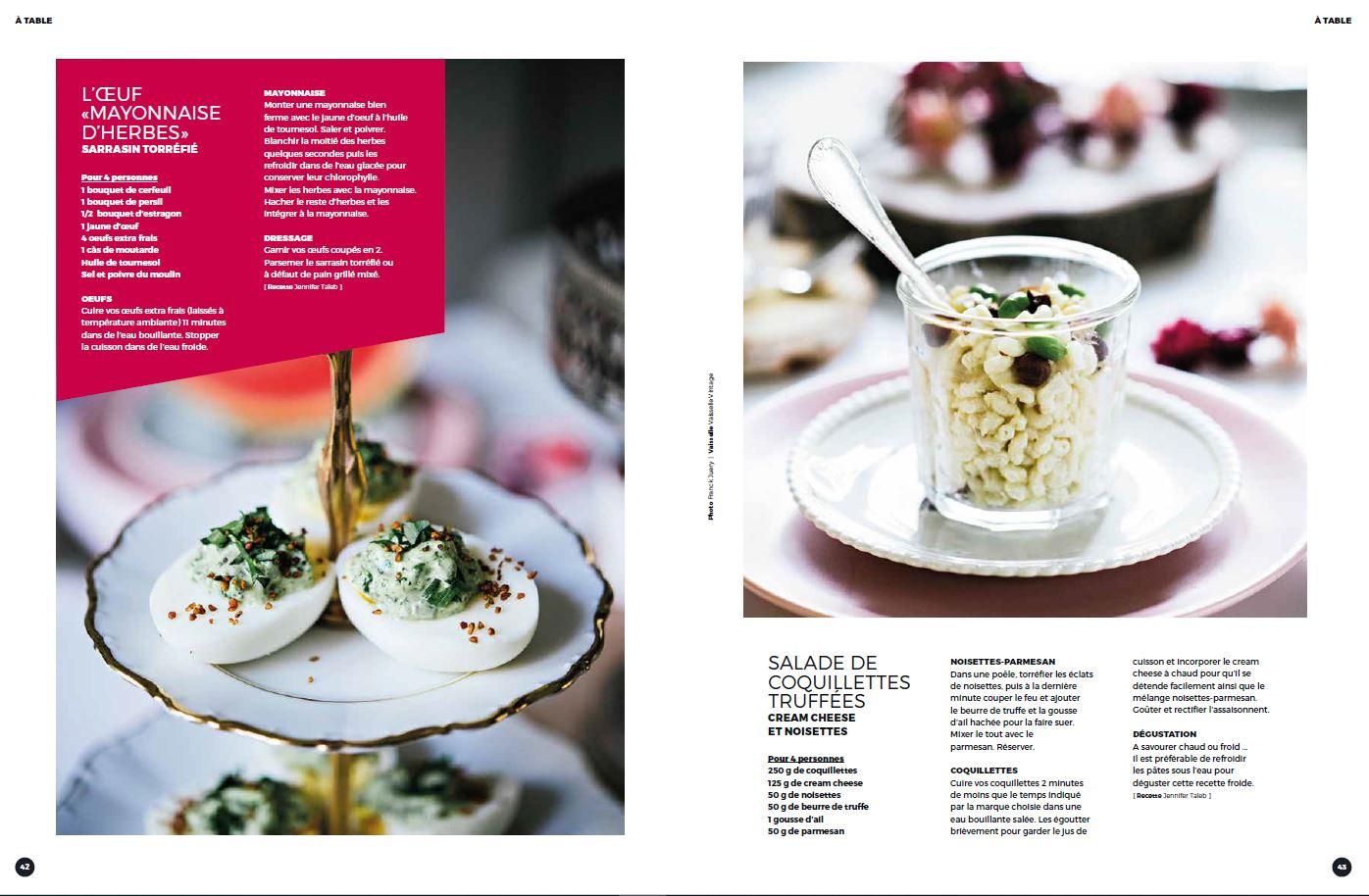 Arts et Gastronomie été 2018 3/4